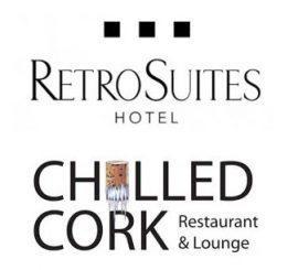 Retro Suites Chilled Cork Logo