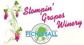 Stompin Grapes CKPC logos